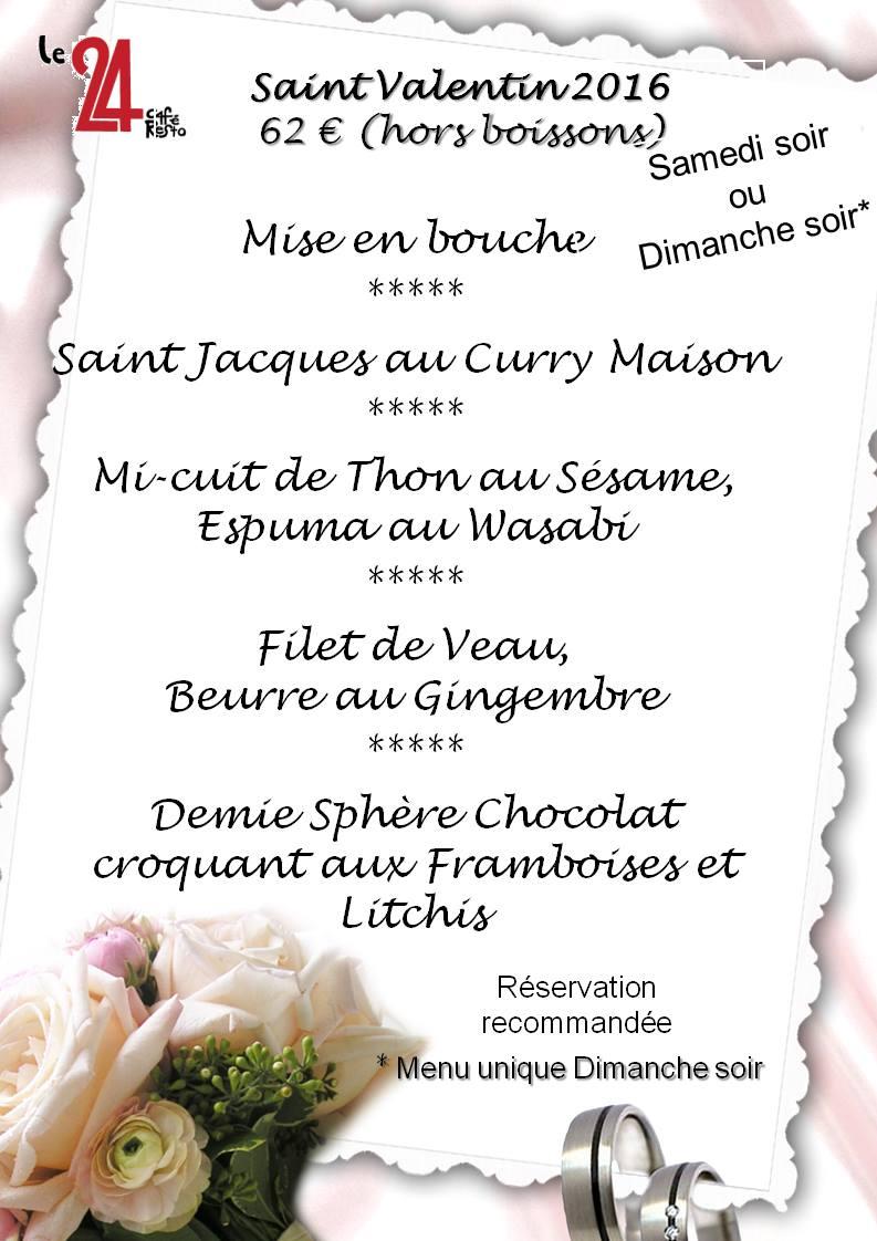 Repas st valentin pas cher fashion designs - Cuisine saint valentin ...